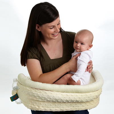 San Diego Bebe 174 Eco Nursing Pillow With Privacy Cover
