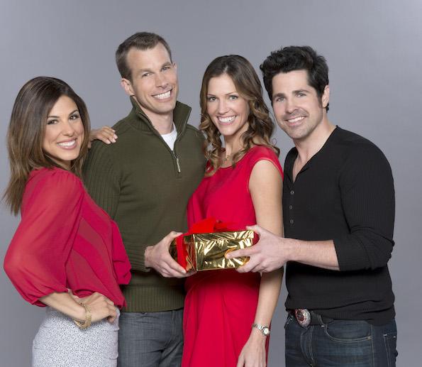 Finding Christmas on Hallmark Channel | Family Choice Awards