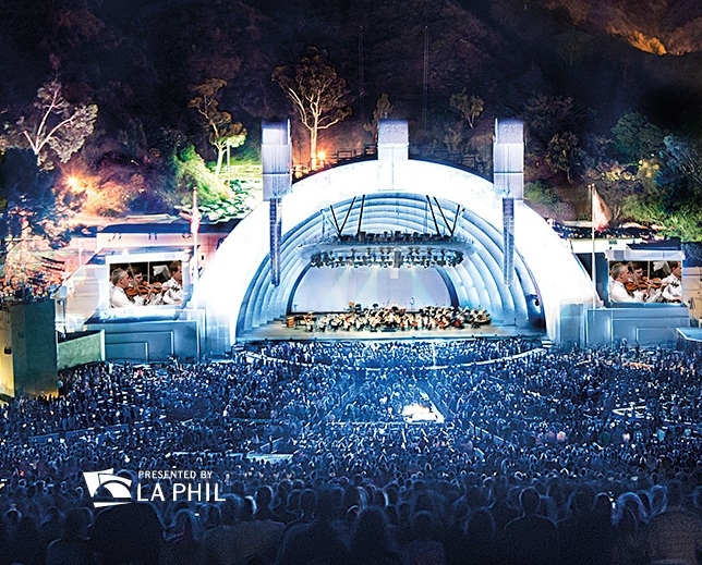The Hollywood Bowl >> Hollywood Bowl 2014 Season Family Choice Awards