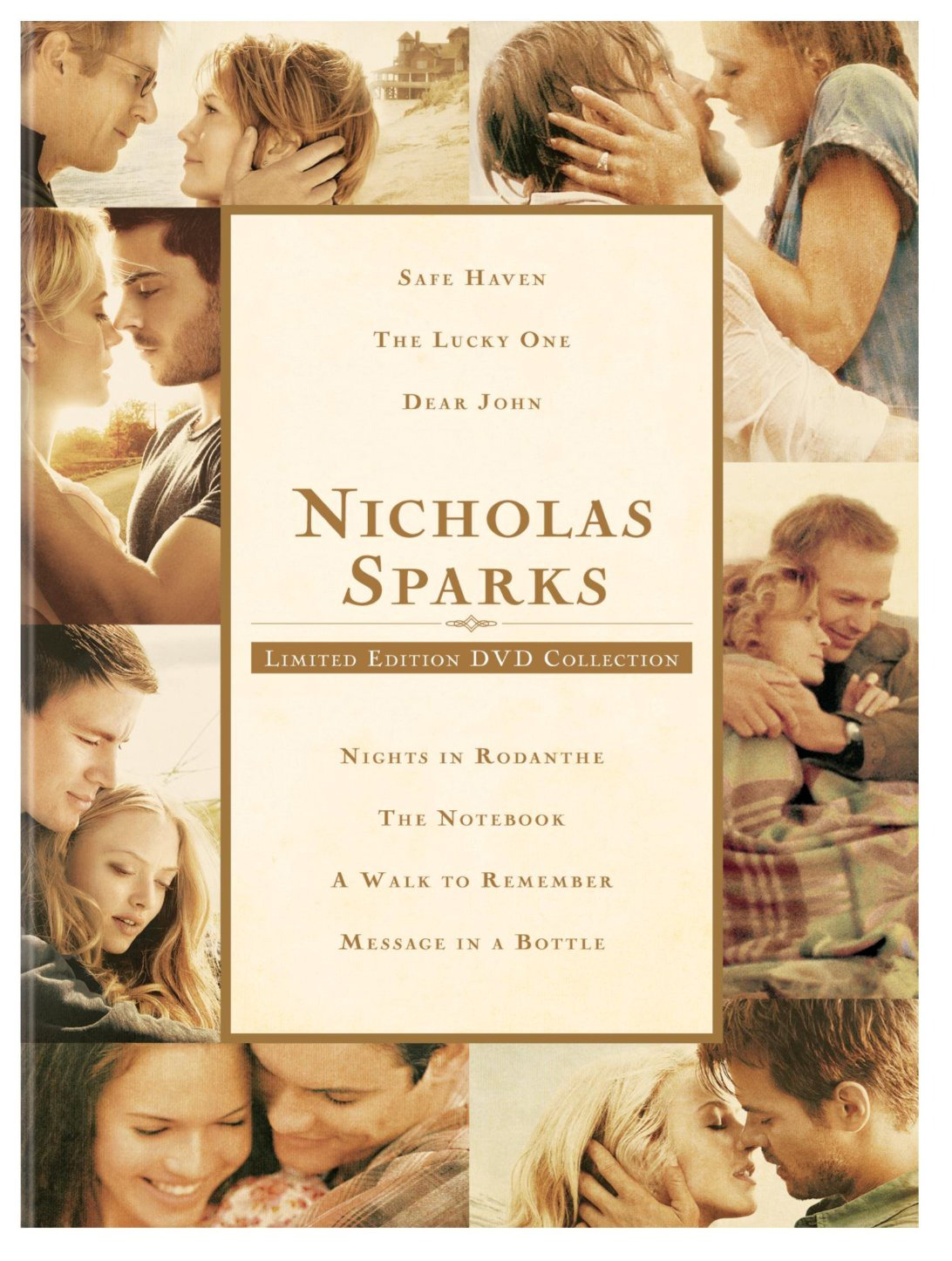 Nicholas Sparks DVD Collection | Family Choice Awards