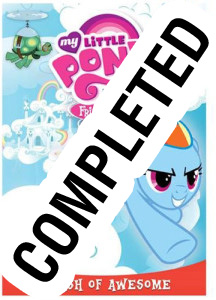 My-Little-Pony-Friendship-Magic completed