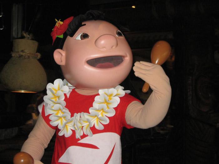 Walt Disney World poly3