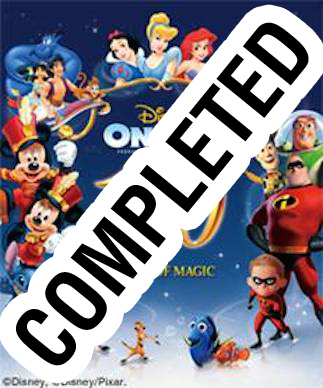 disney on ice completed 2014