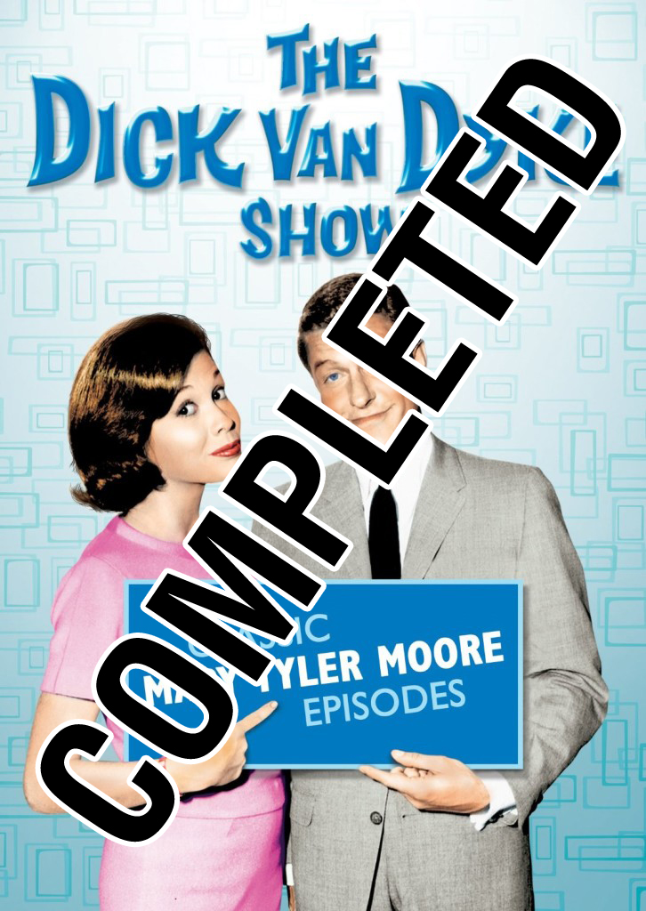NEW The Dick Van Dyke Show - The Complete