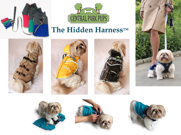 The Hidden Harness by Central Park Pups