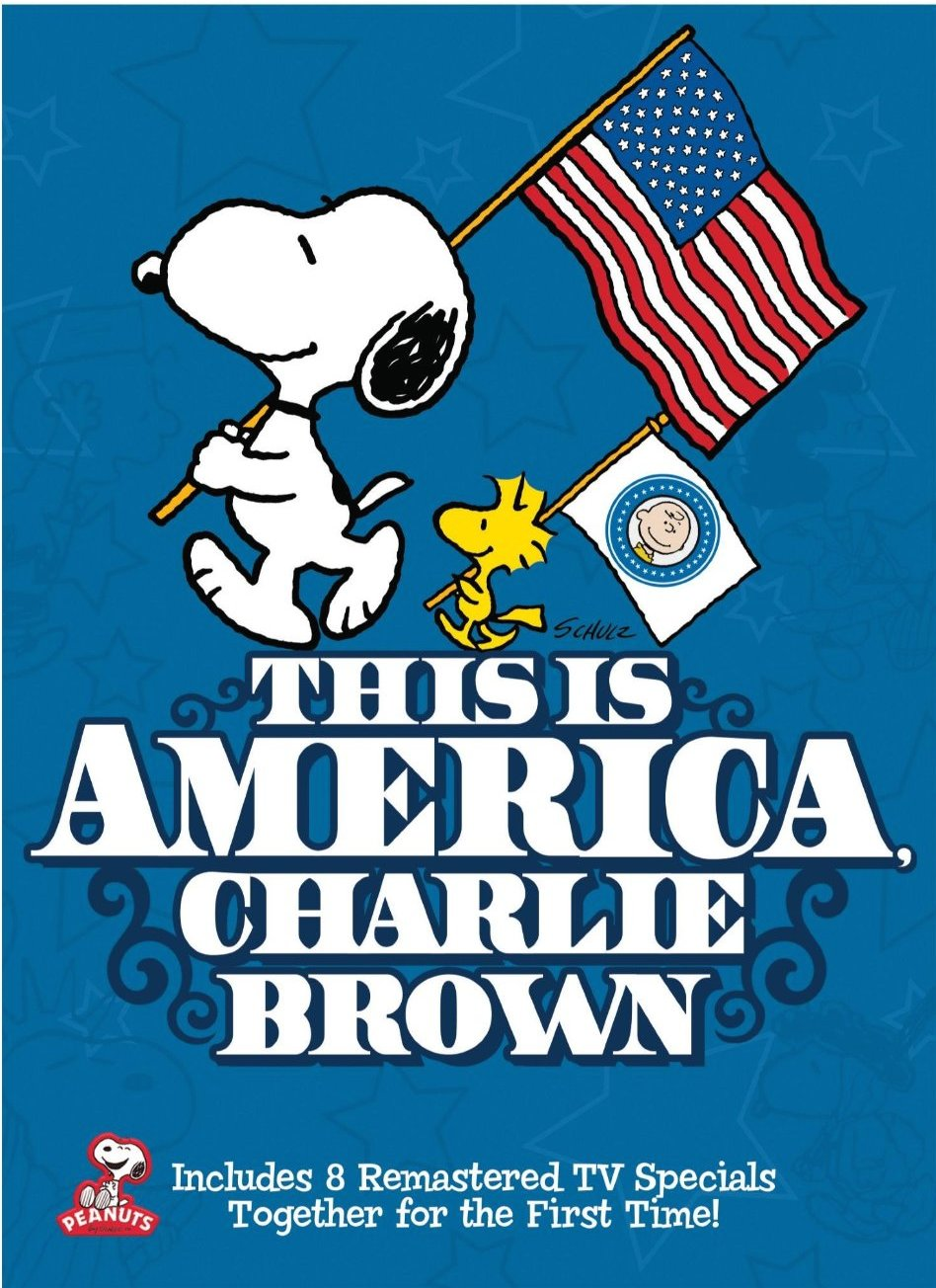 This Is America Charlie Brown Dvd Set Family Choice Awards