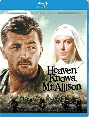 Image result for heaven knows, mr allison mitchum and deborah kerr