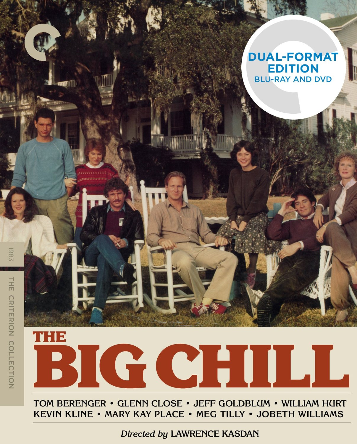 The Big Chill Blu-ray/DVD With Lots Of Extras | Family ...