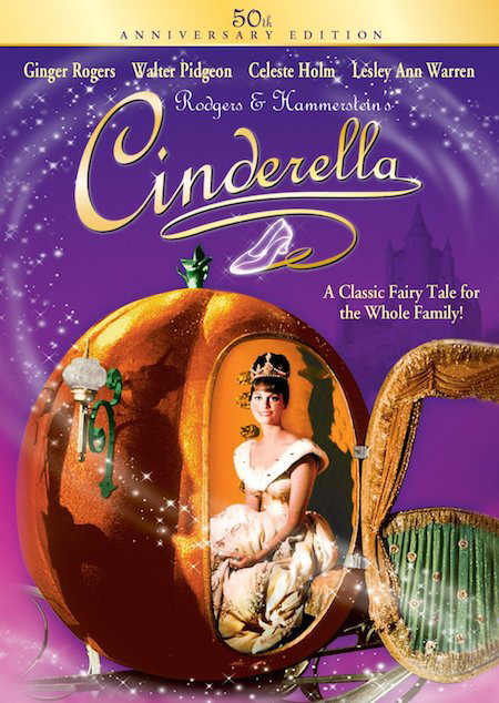Rogers Hammerstein s Cinderella 50th Anniversary