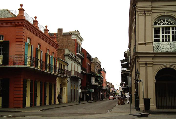 New Orleans for Travel NO6
