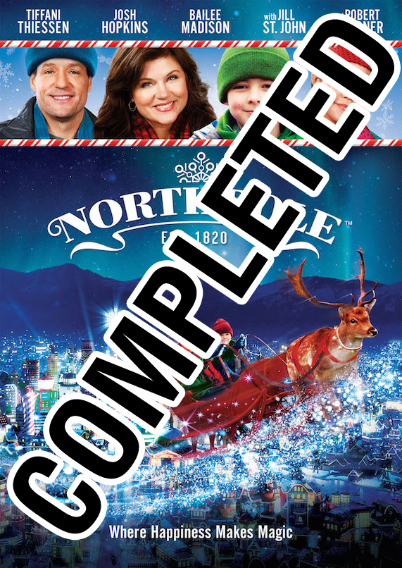 Northpole_2D completed