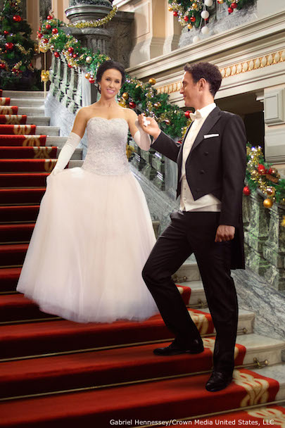 A Royal Christmas Ball.A Royal Christmas On Hallmark Channel Family Choice Awards