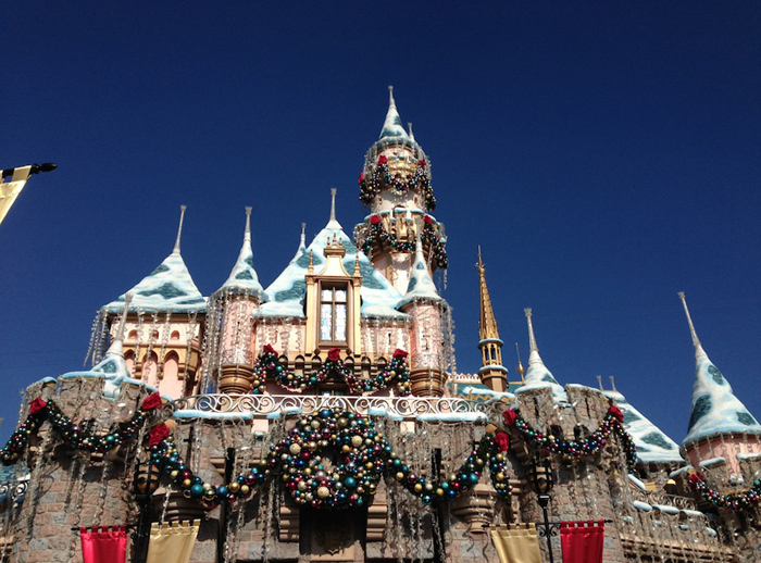 Disney Merriest Place 2014 -2