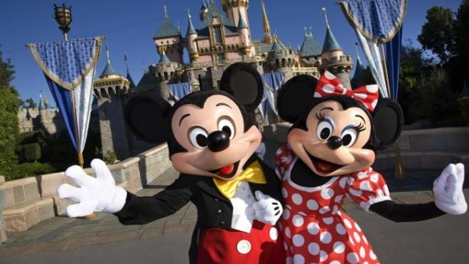 Disney Child Rider Swap mickey and minnie