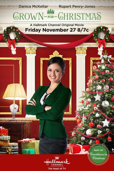 A Nanny For Christmas.Crown For Christmas Premiers On Hallmark Channel Family