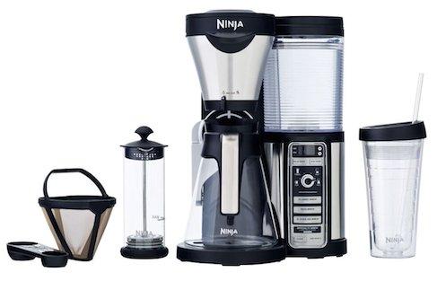 Ninja Coffee Maker As Seen On Tv : Ninja Coffee Bar Product Review Family Choice Awards