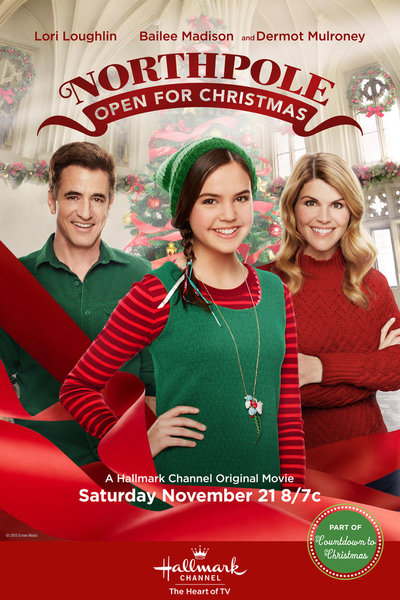 Clementine For Christmas.Northpole Open For Christmas On Hallmark Channel Family