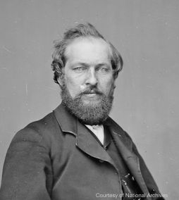 James Garfield was only in office less than a year. The 20th President of the United States was a man with vision and a strong sense of justice.