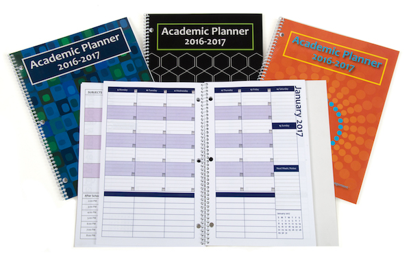 academic planner family choice awards