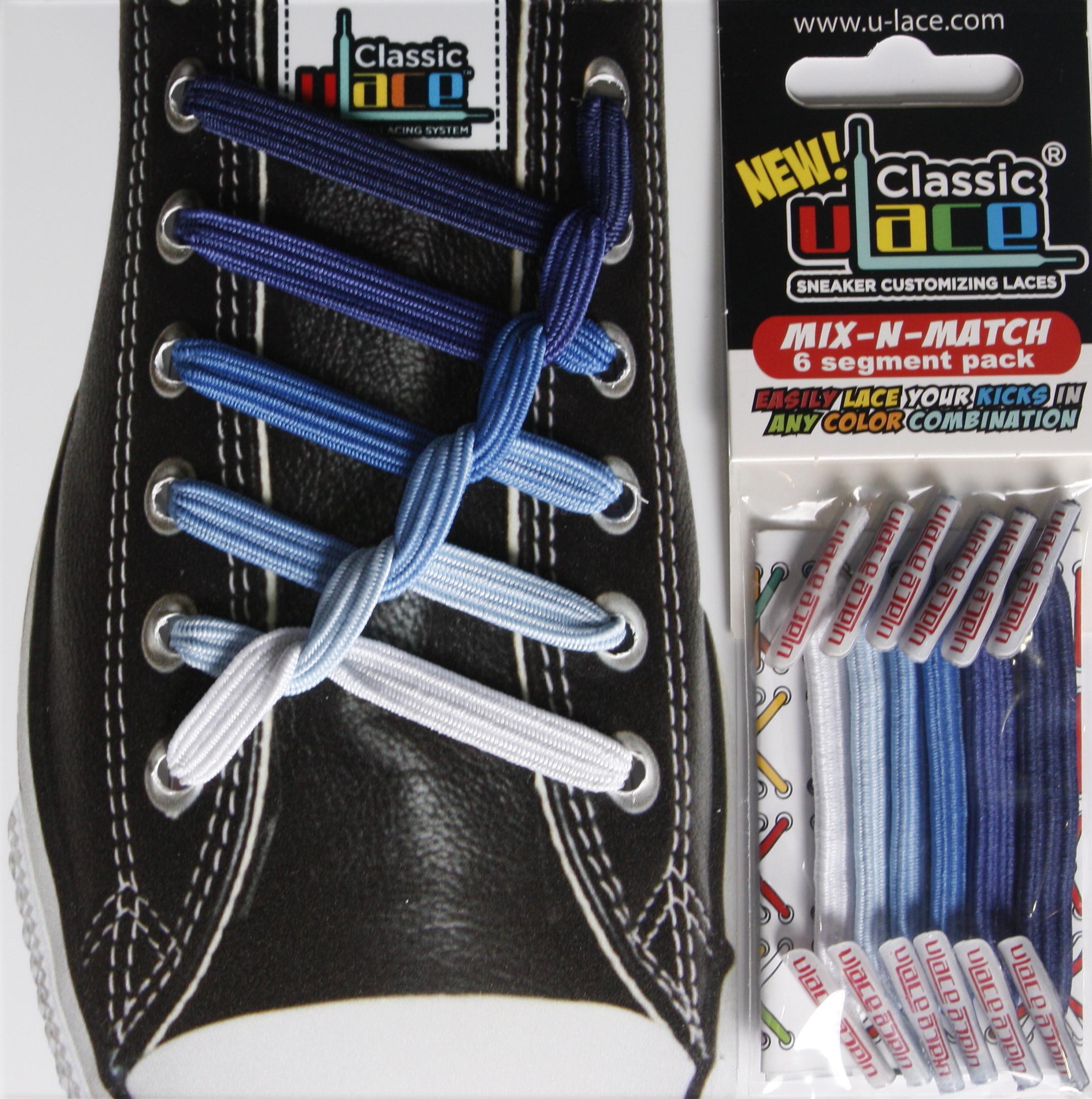 U-Lace No-Tie Sneaker Laces | Family