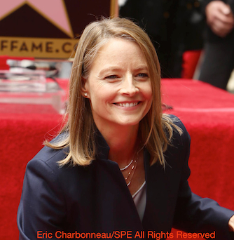 Jodie Foster – Hollywood Walk Of Fame Star