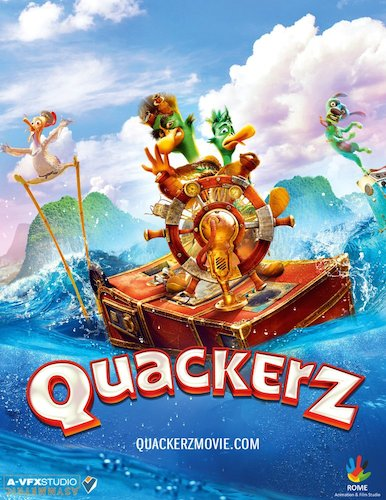 Quackerz (2016) Subtitle Indonesia