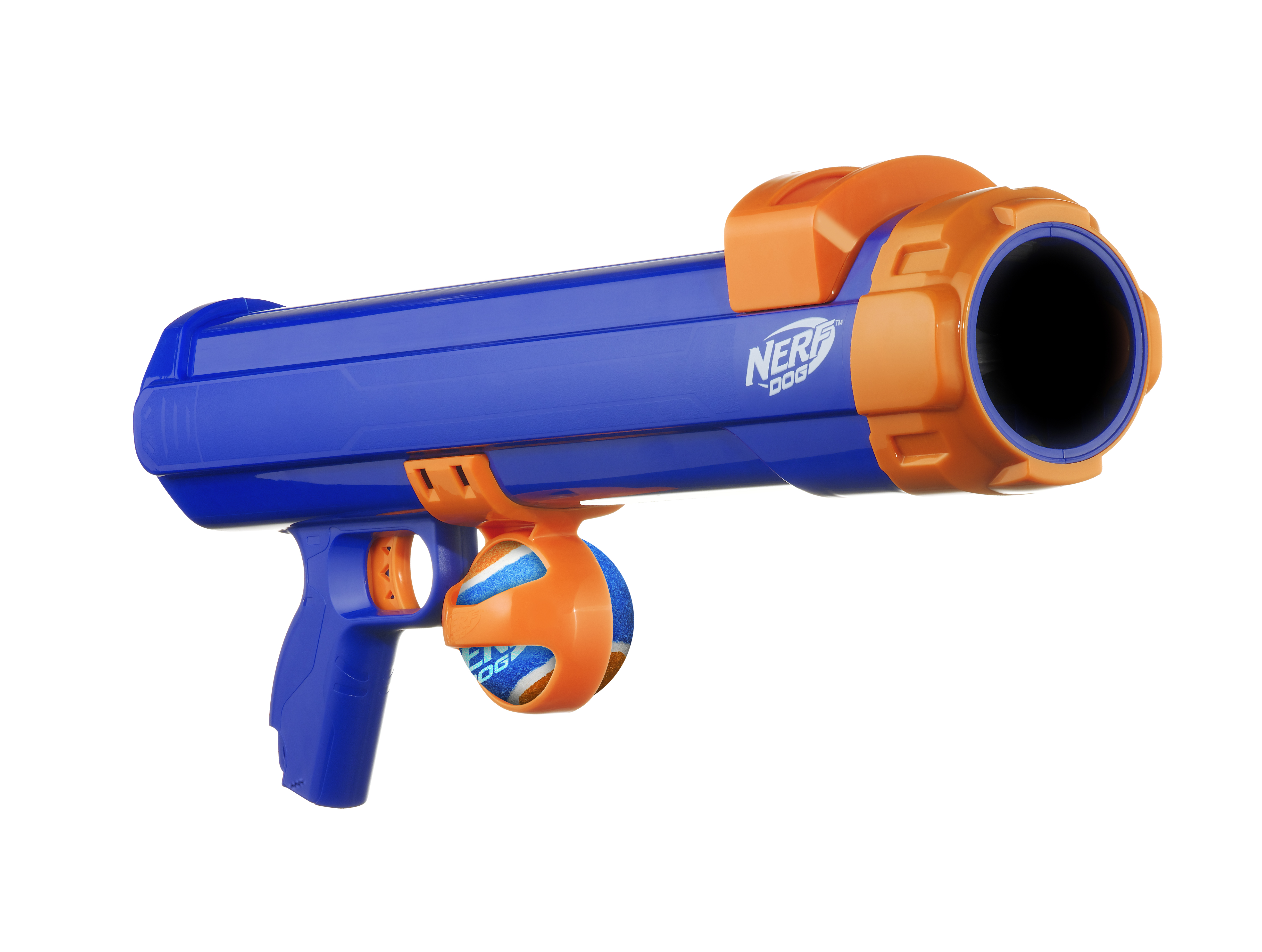 fucked with a nerf ball