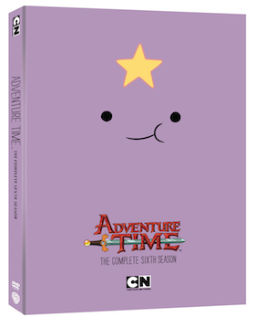 Adventure Time S 6_DVD Art_3D