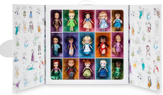16 Inch Frozen Disney Animators/' Collection Elsa Doll