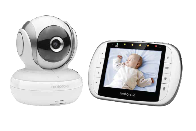 Motorola 3 5 Video Baby Monitor Mbp33xl Family Choice