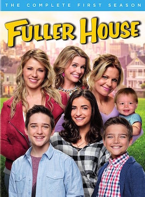 Fuller house the complete first season on dvd family for First choice family