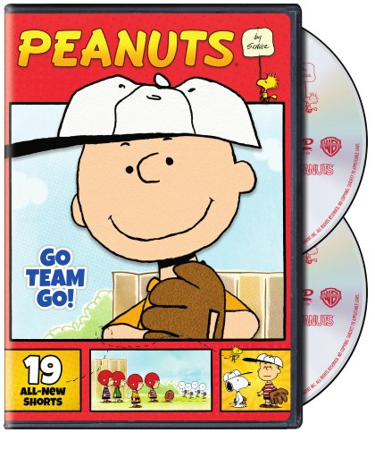 Peanuts by Schulz Go Team Go_Box Art