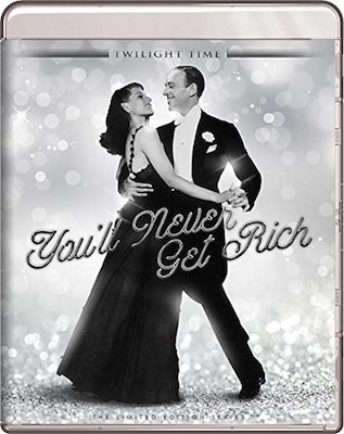 You'll Never Get Rich' on Blu-ray   Family Choice Awards