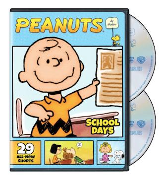 peanutsschooldays