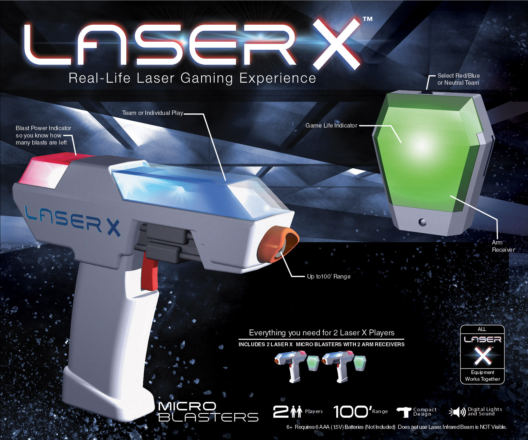 Laser X Micro Blasters Family Choice Awards