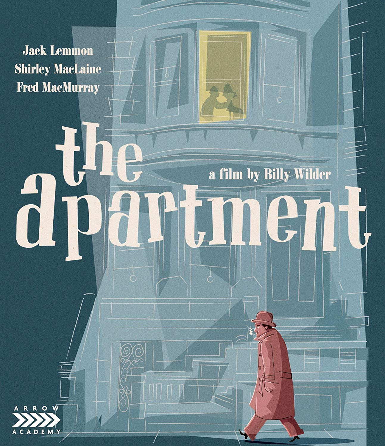 Apartment Film: Blu-ray's And DVD's