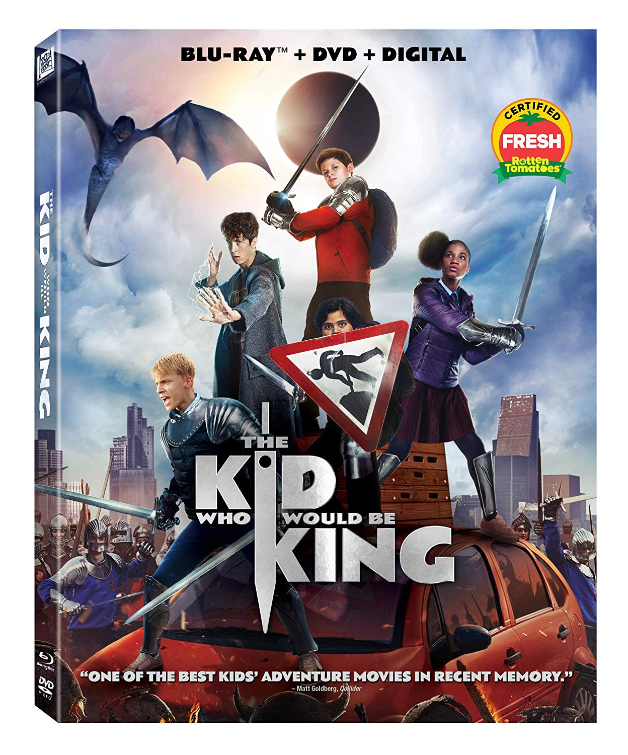 the 10th kingdom blu ray