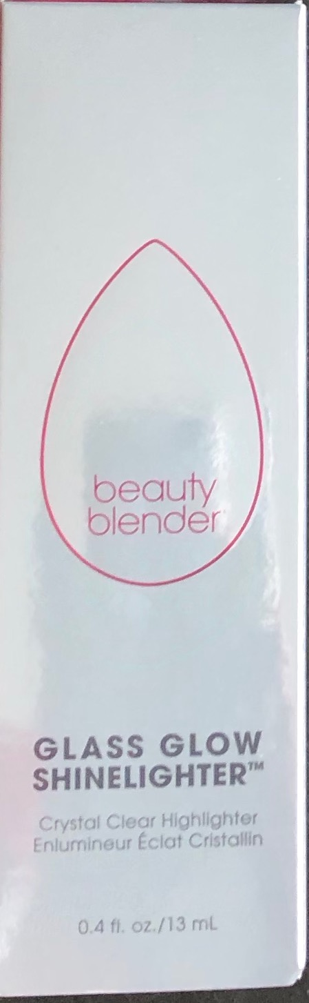 GLASS GLOW SHINELIGHTER Crystal Clear Highlighter by beautyblender #7