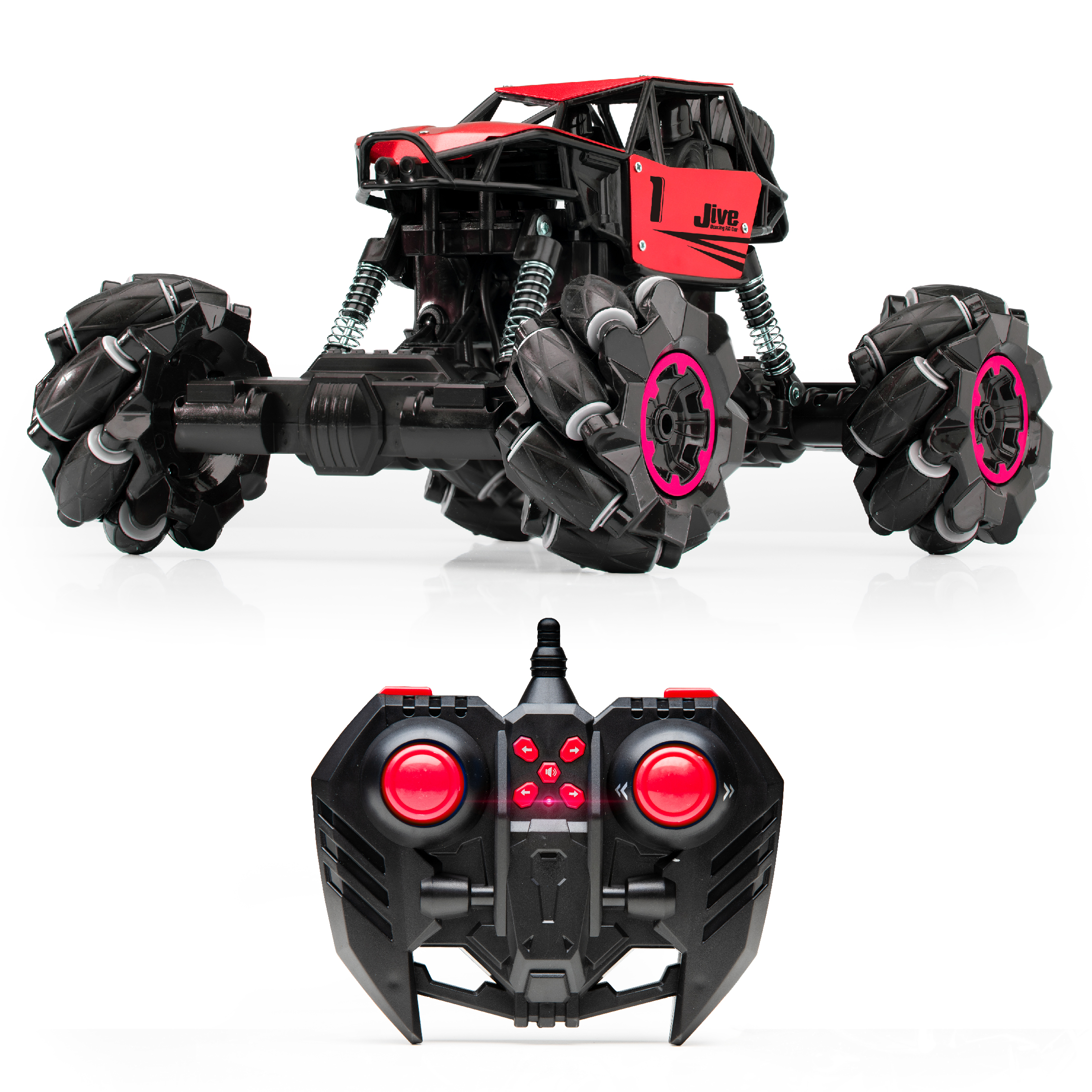 Jive Dancing Remote Control Car With Music And Led Lights Family Choice Awards