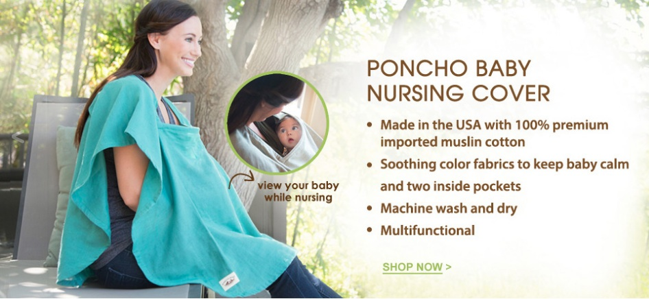 Multi Functional Covering That Serves Various Purposes Including Stroller Cover Car Seat Canopy And Blanket Two Inside Pockets For Holding Burp Cloths