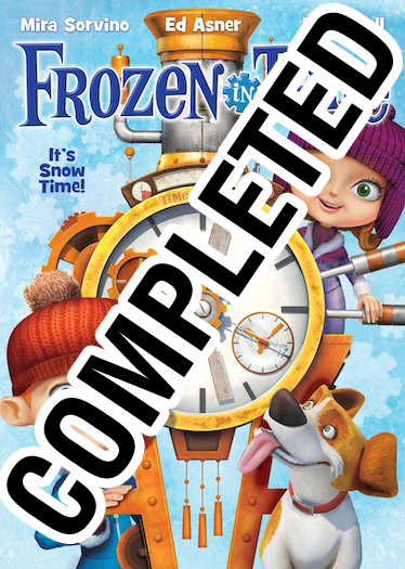 frozenintime completed