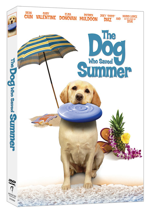 Dog Who Saved Summer 3D Packshot - Final